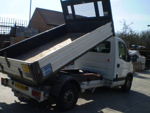 Tipper-Truck